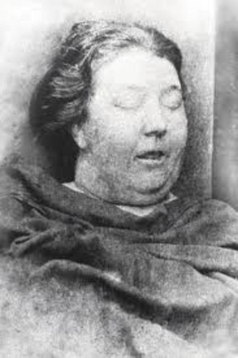 Martha Tabram may have been the first victim
