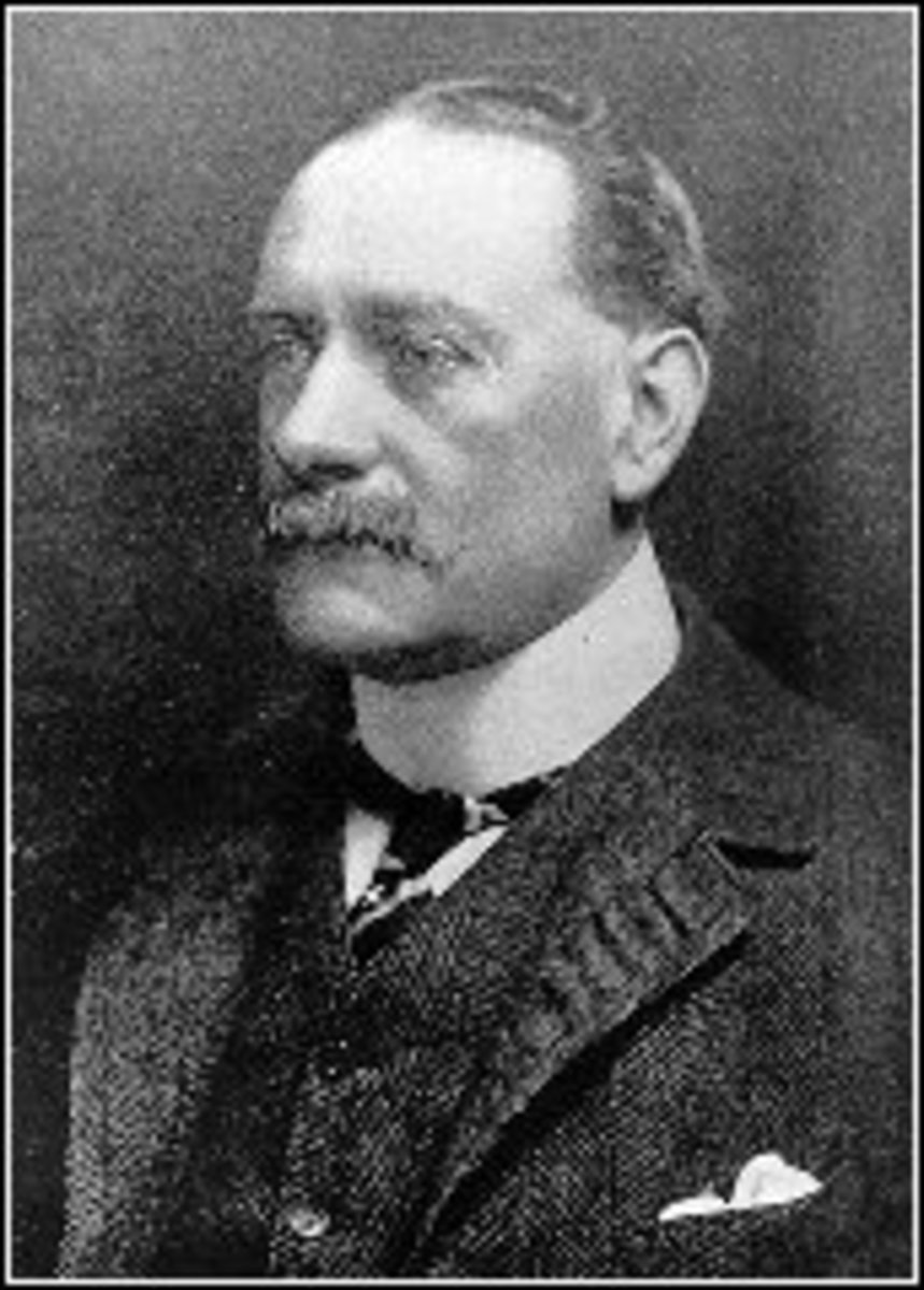 Sir Melville Macnaghten, Chief Constable, Scotland Yard 1853-1921