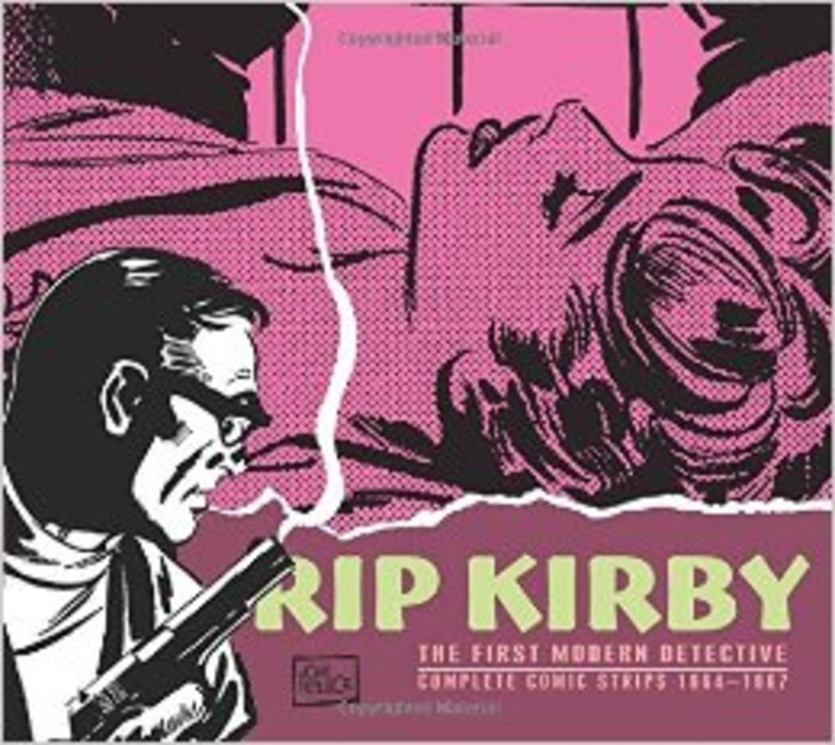 Rip Kirby Vol.8 (collected Daily Strips from October 1964 to February, 1967) IDW