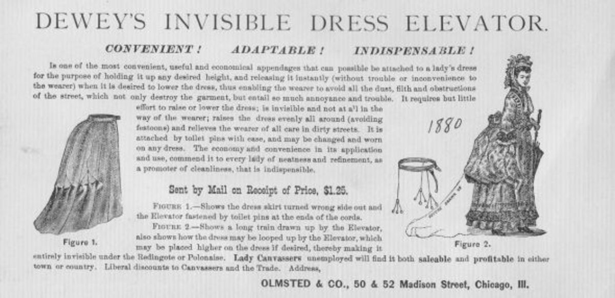 DEWEY'S INVISIBLE DRESS ELEVATOR