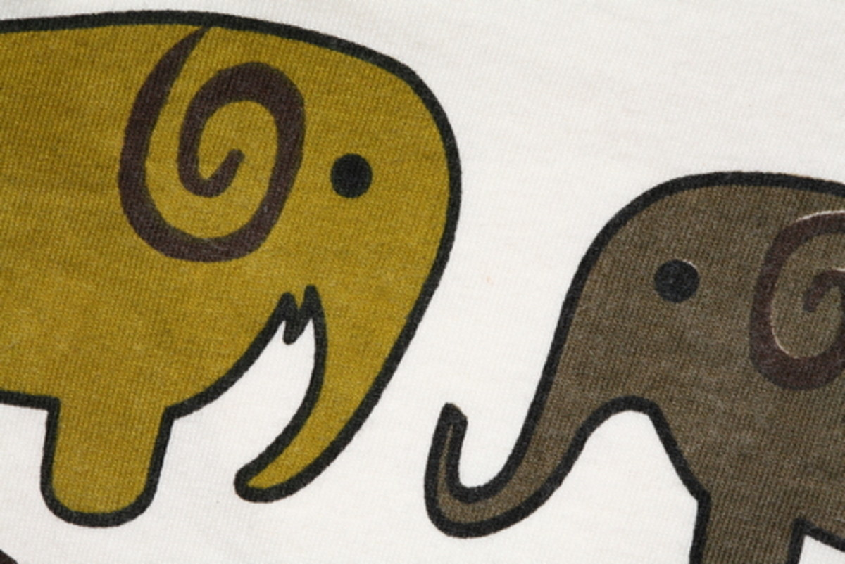Happy Elephants. Image:  ck.|Shutterstock.com