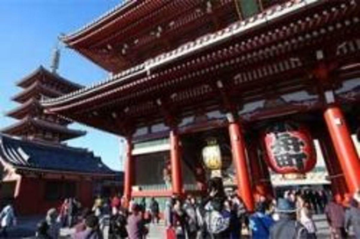 Sensoji Temple (Asakusa Kannon Temple)