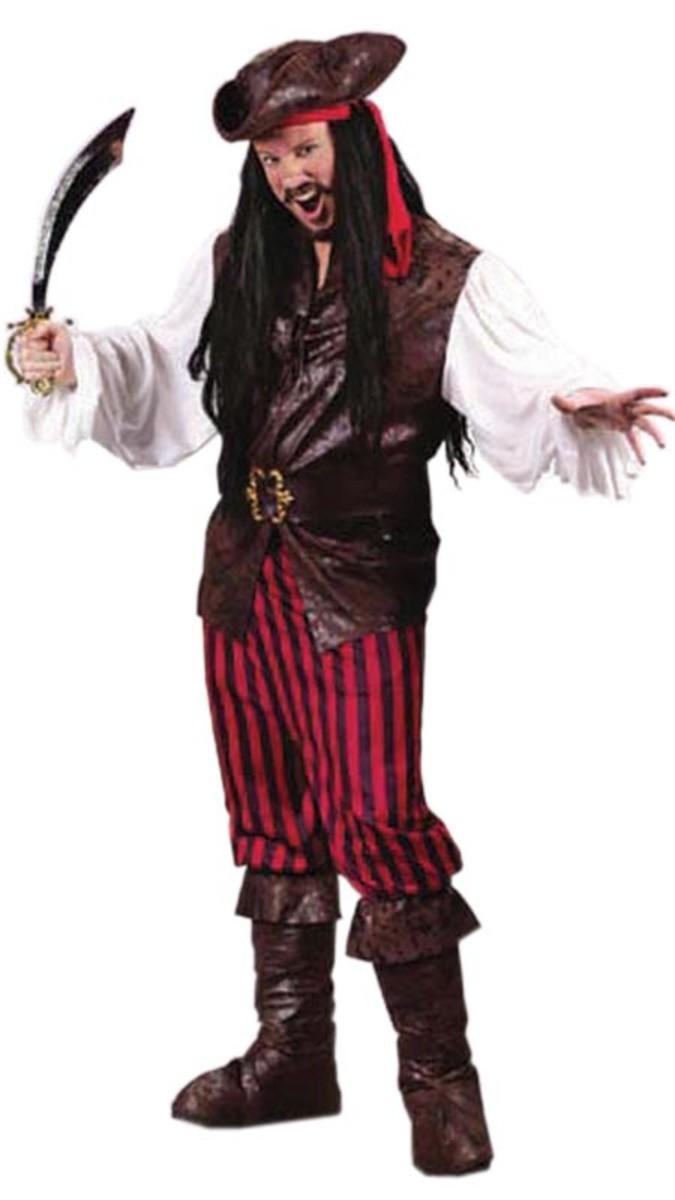 Pirate - Peter Pan / Robinson Crusoe