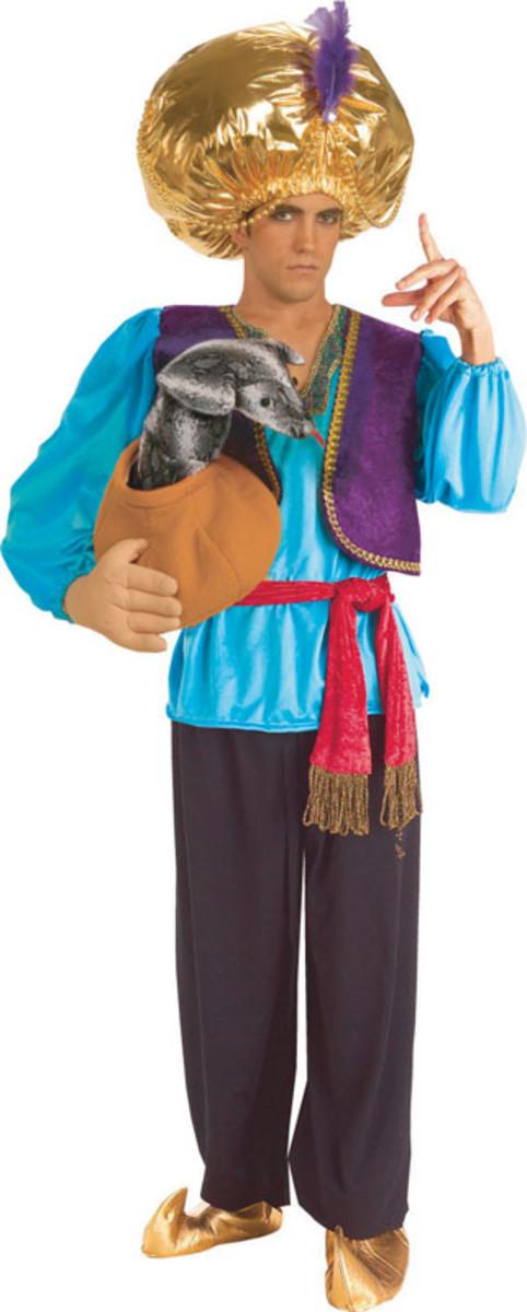Genie Costume - Aladdin