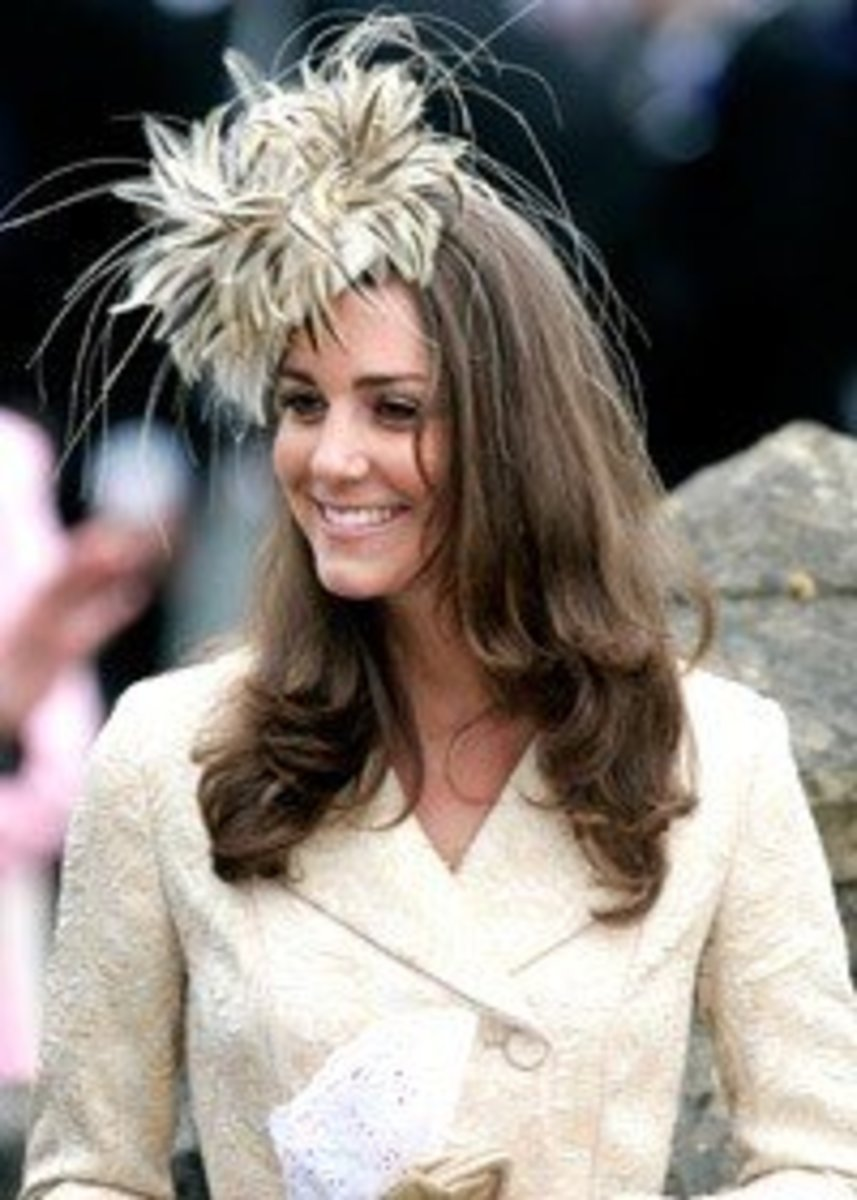 A very stylish Kate Middleton