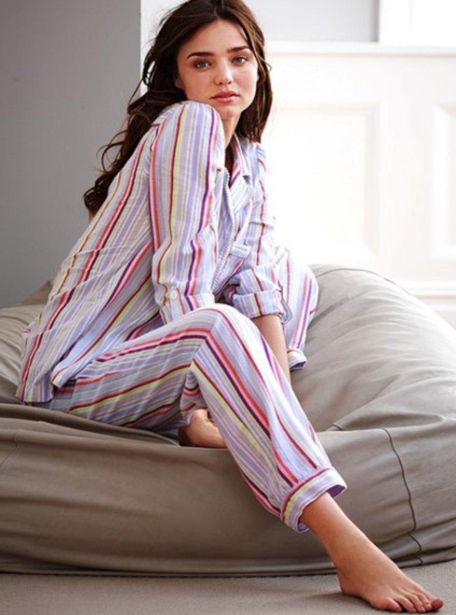 Women's Flannel Pajama Sets (www.victoriassecret.com)