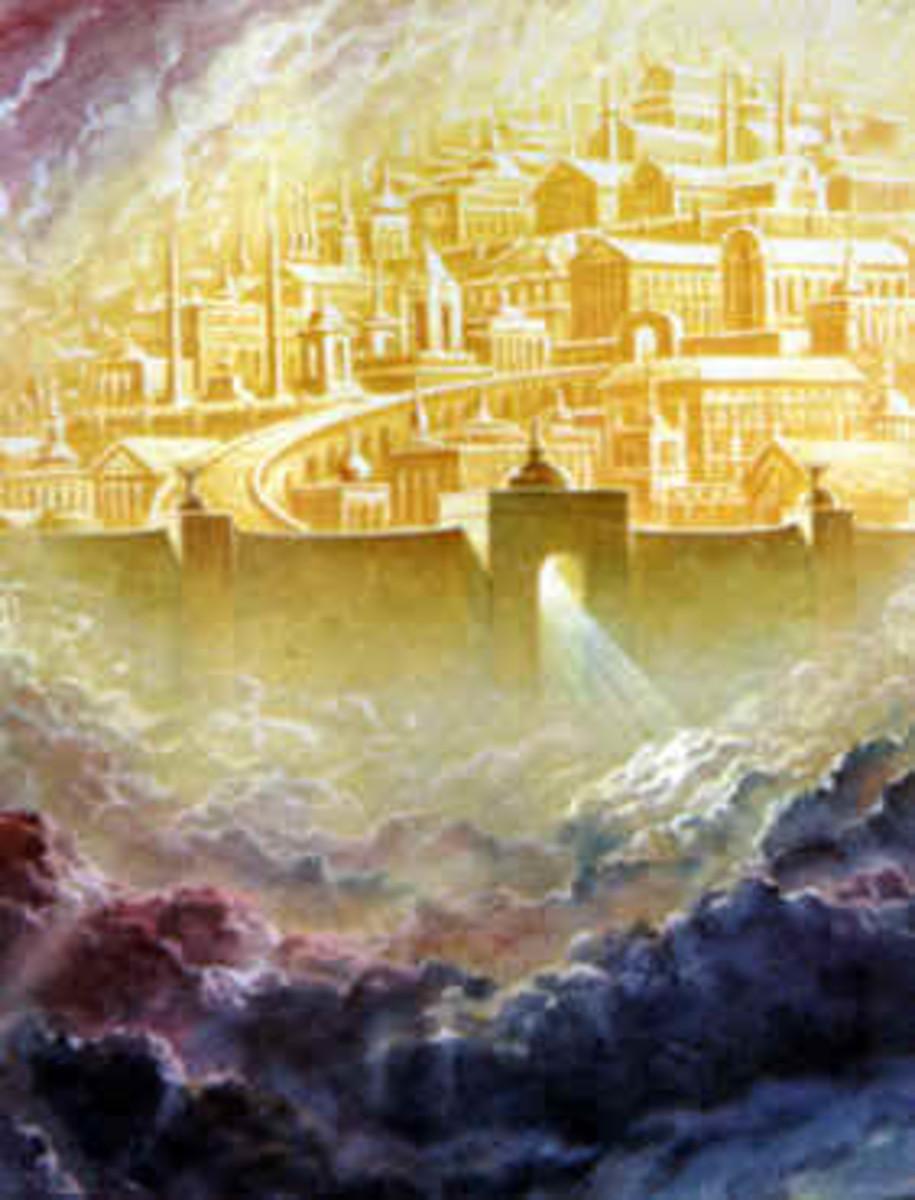 The New Jerusalem a Pattern for living (Pt.6 conclusion)