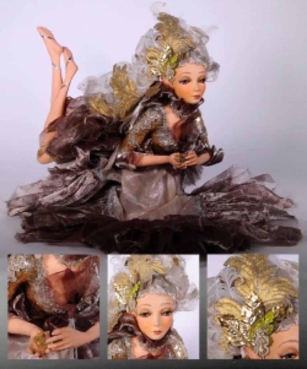 katherine's collection dolls 2011