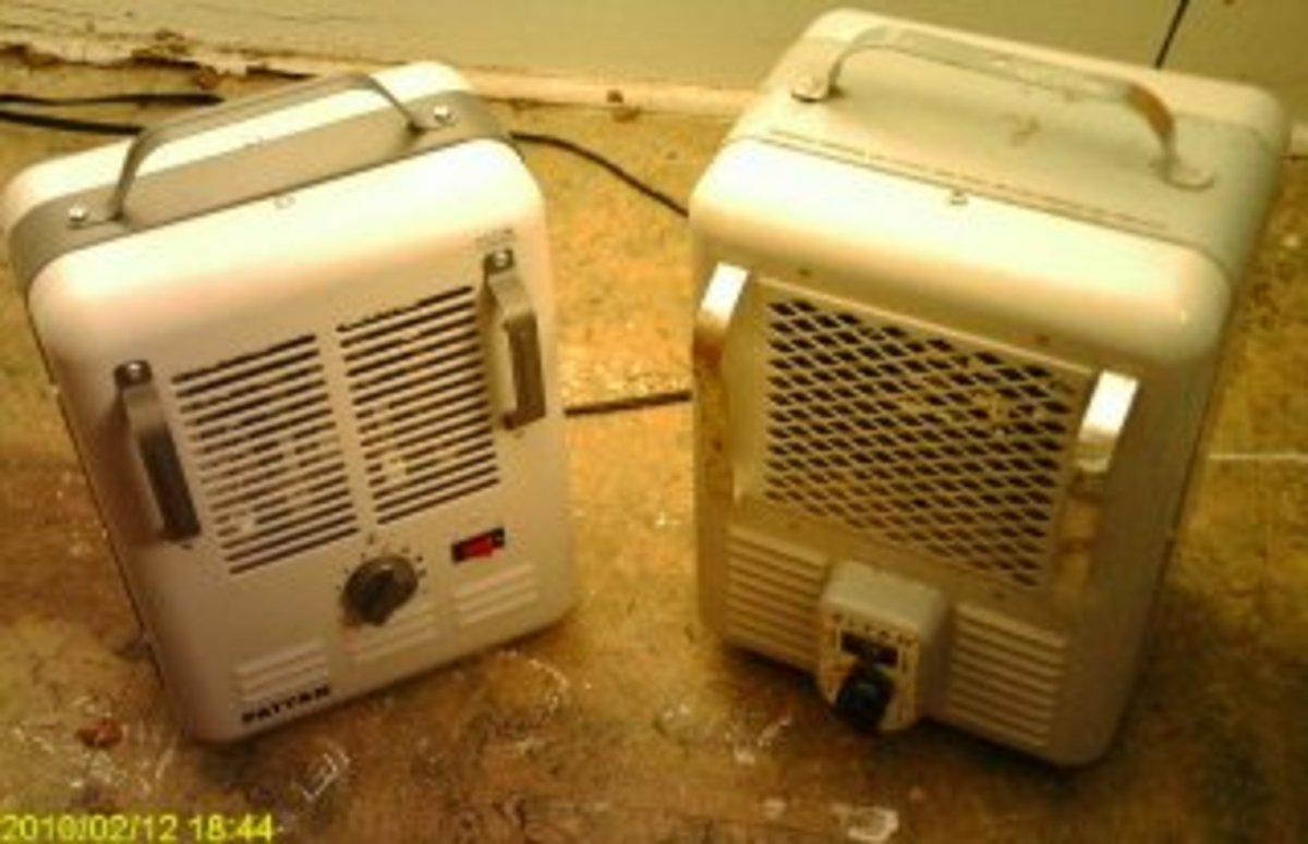 What is a Milk House Heater?