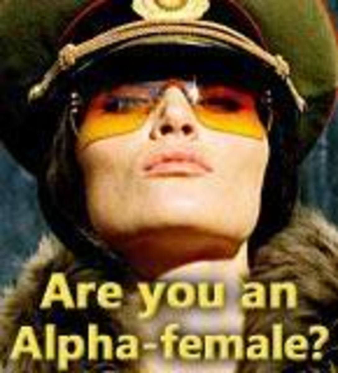 Alpha Male Strategies Reaction - Why Alpha Males Get ...  |Alpha Male Marriage