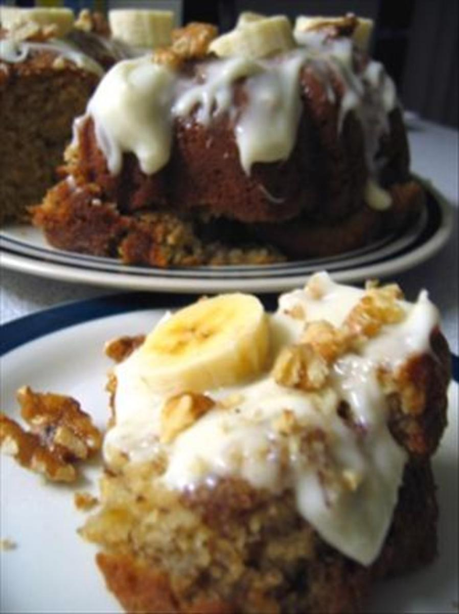 Best Ever Banana Cake with Cream Cheese Frosting Photo by Juju Bee, source: www.food.com