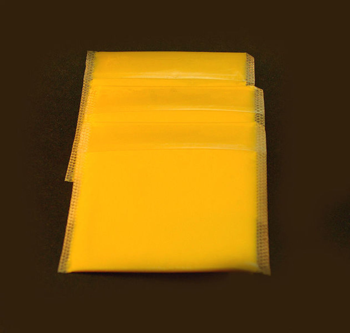 American Cheese packed