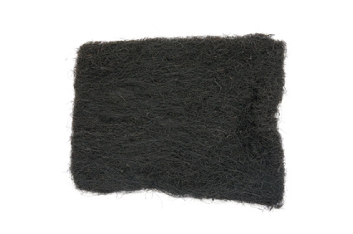 """Dried black """"hair moss"""" known as """"fatt choi"""" meaning prosperity. Image:  Norman Chan - Fotolia.com"""