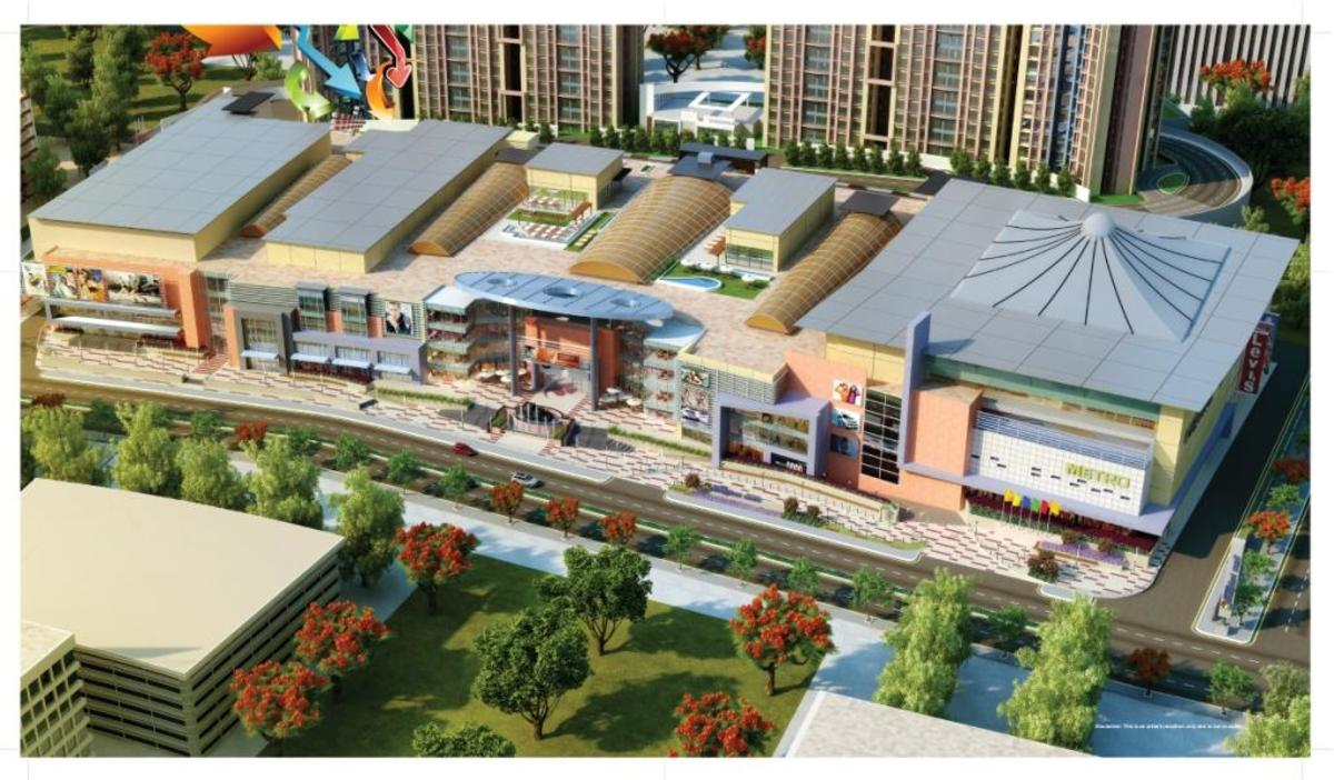 Top 10 Biggest Largest Shopping Malls Of India Hubpages