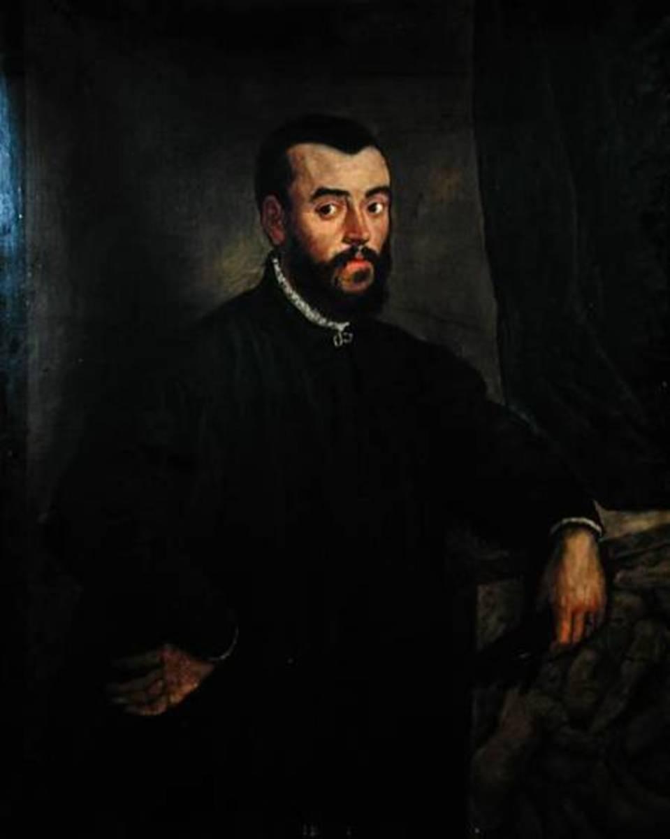 Andreas Vesalius ( 1514 - 1564)