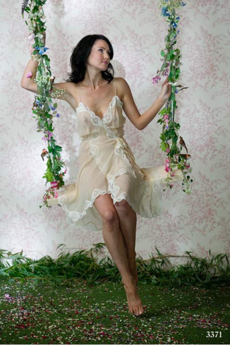 Designer Silk Lingerie