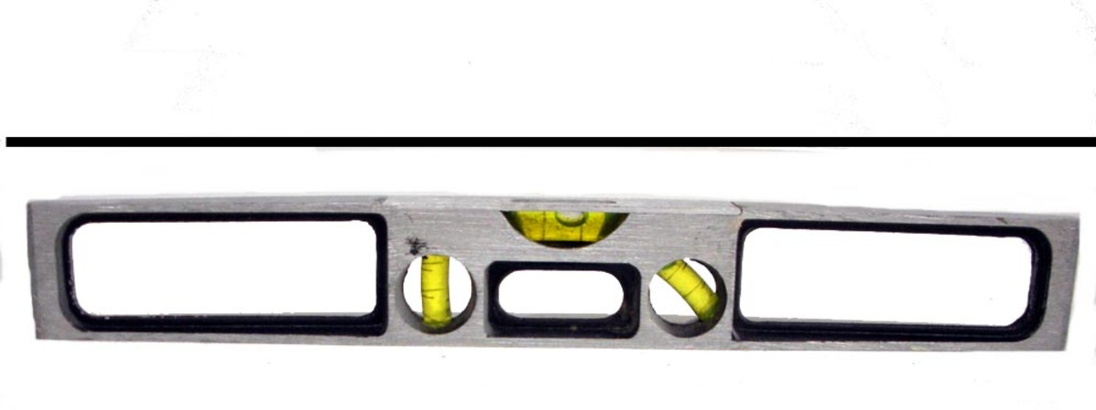 This is a 'torpedo' level. The insurance wanted to substitute this item for the combination square, below.