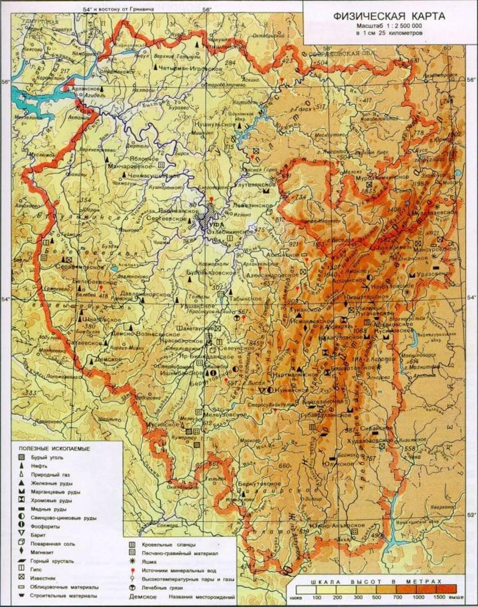 Land of the Bashkirs