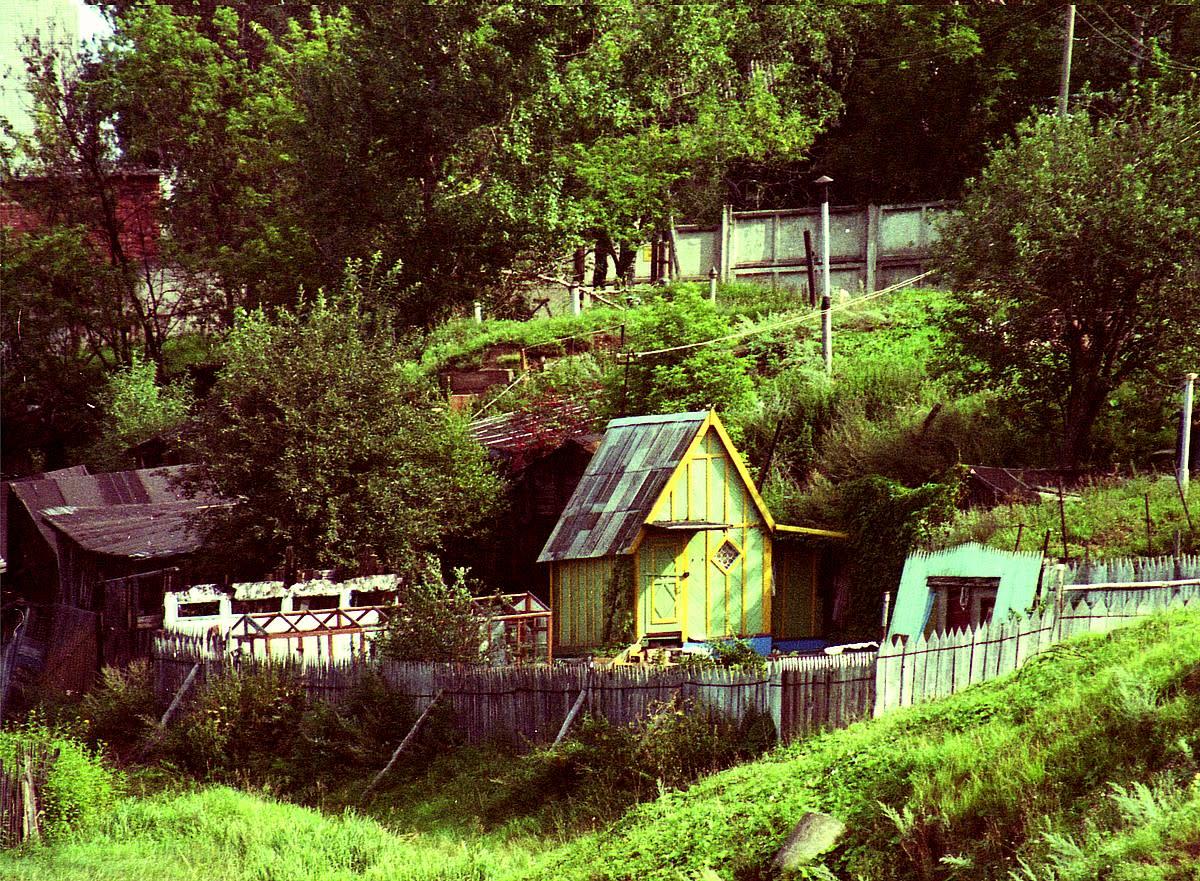 Volga River Cottages