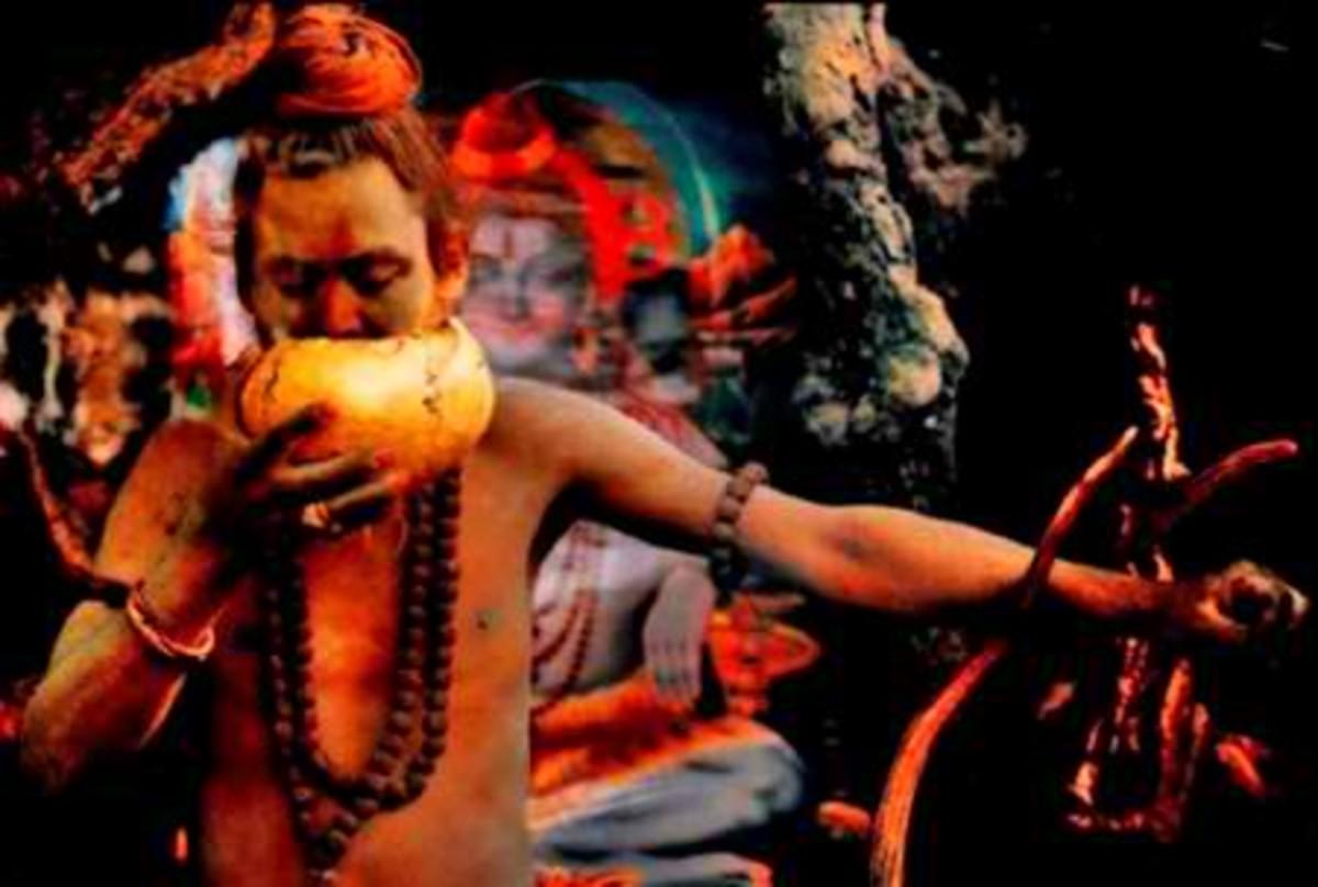 Aghoris - Man Eaters , Cannibals of Varanasi,India   HubPages