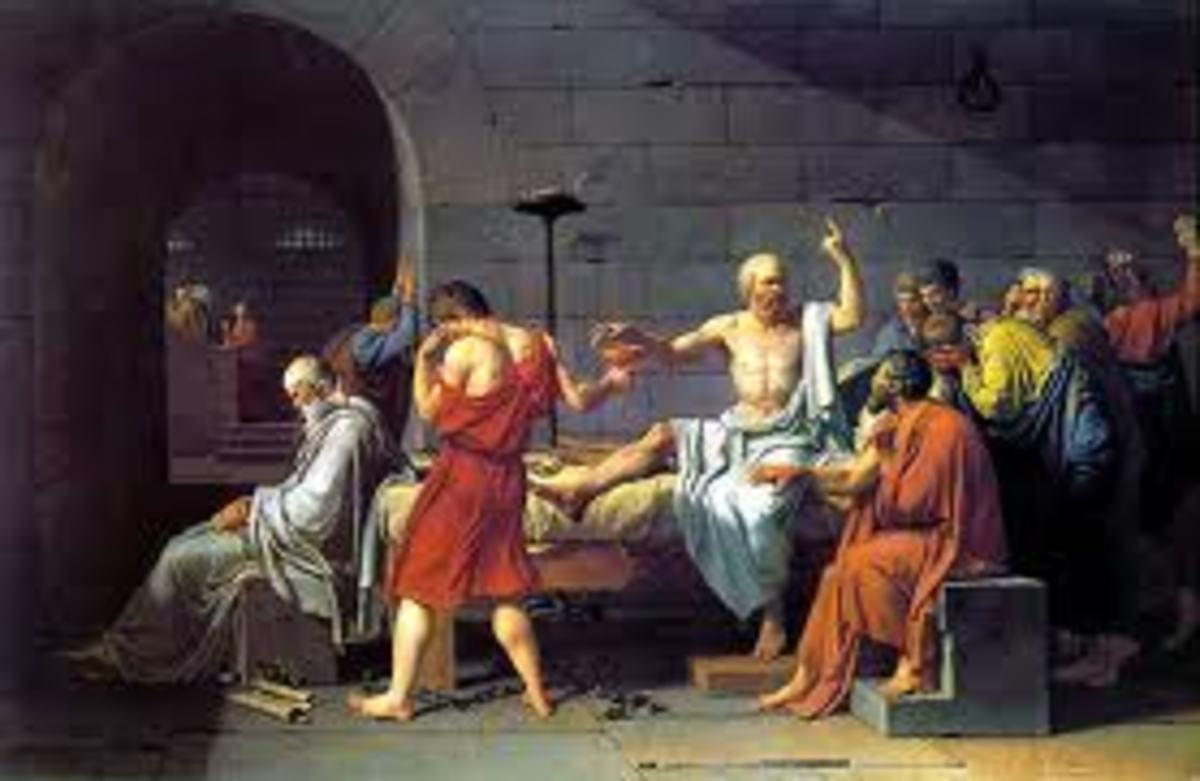 Socrates: Death in The Apology