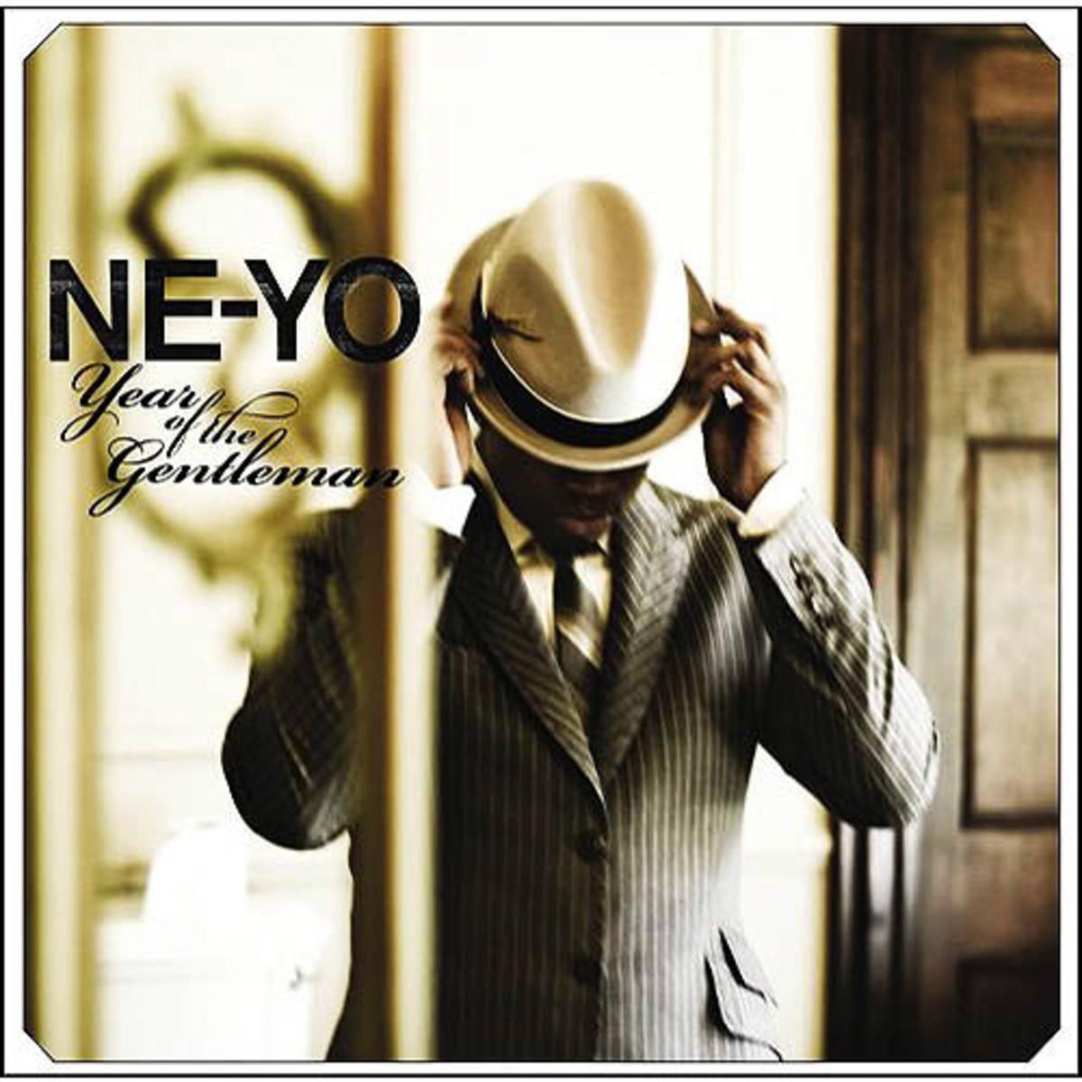 Year of the Gentleman - album cover