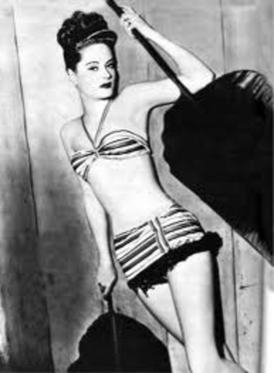 A long, tall cool actress who co-starred with the likes of Bogart, Flynn, Benny and many, many more.