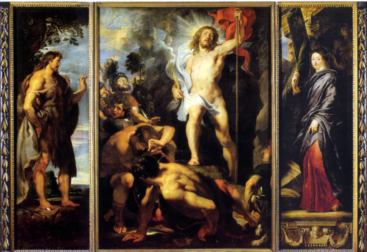 RESURRECTION- RUBENS