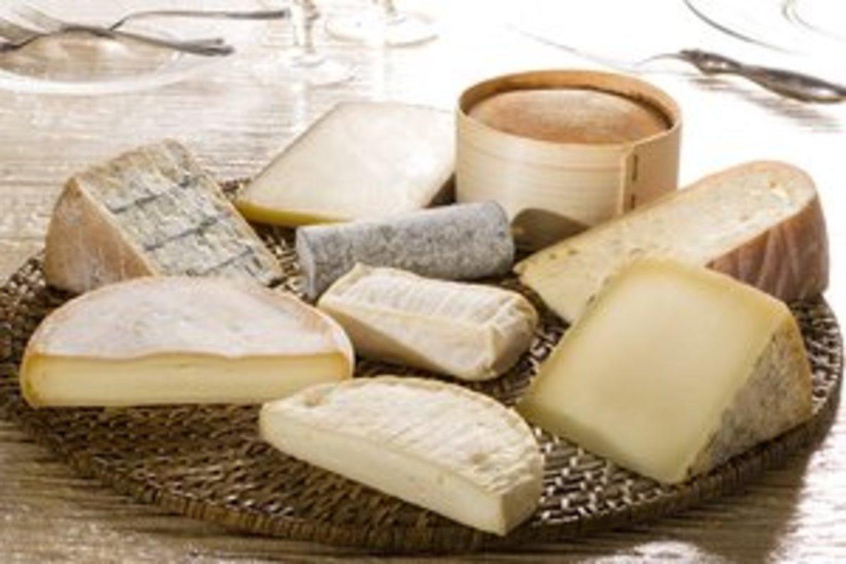 Delicious Spanish Cheeses