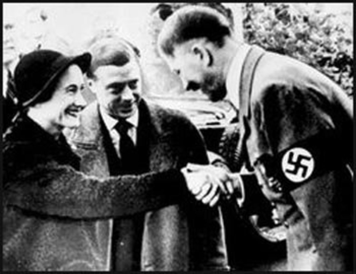 Meeting Hitler