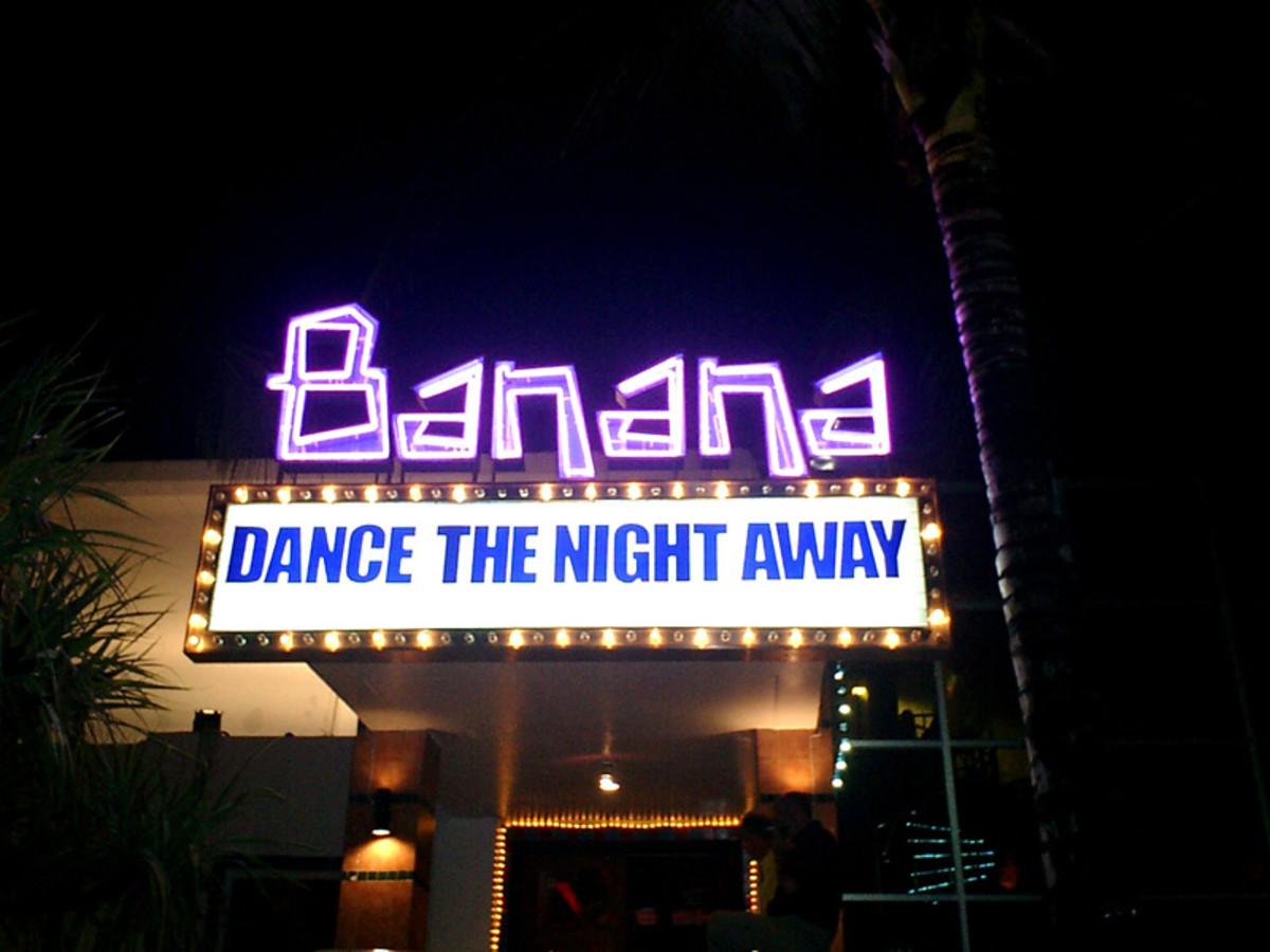 Banana Disco, The Longest Running Nightclub In Phuket Thailand