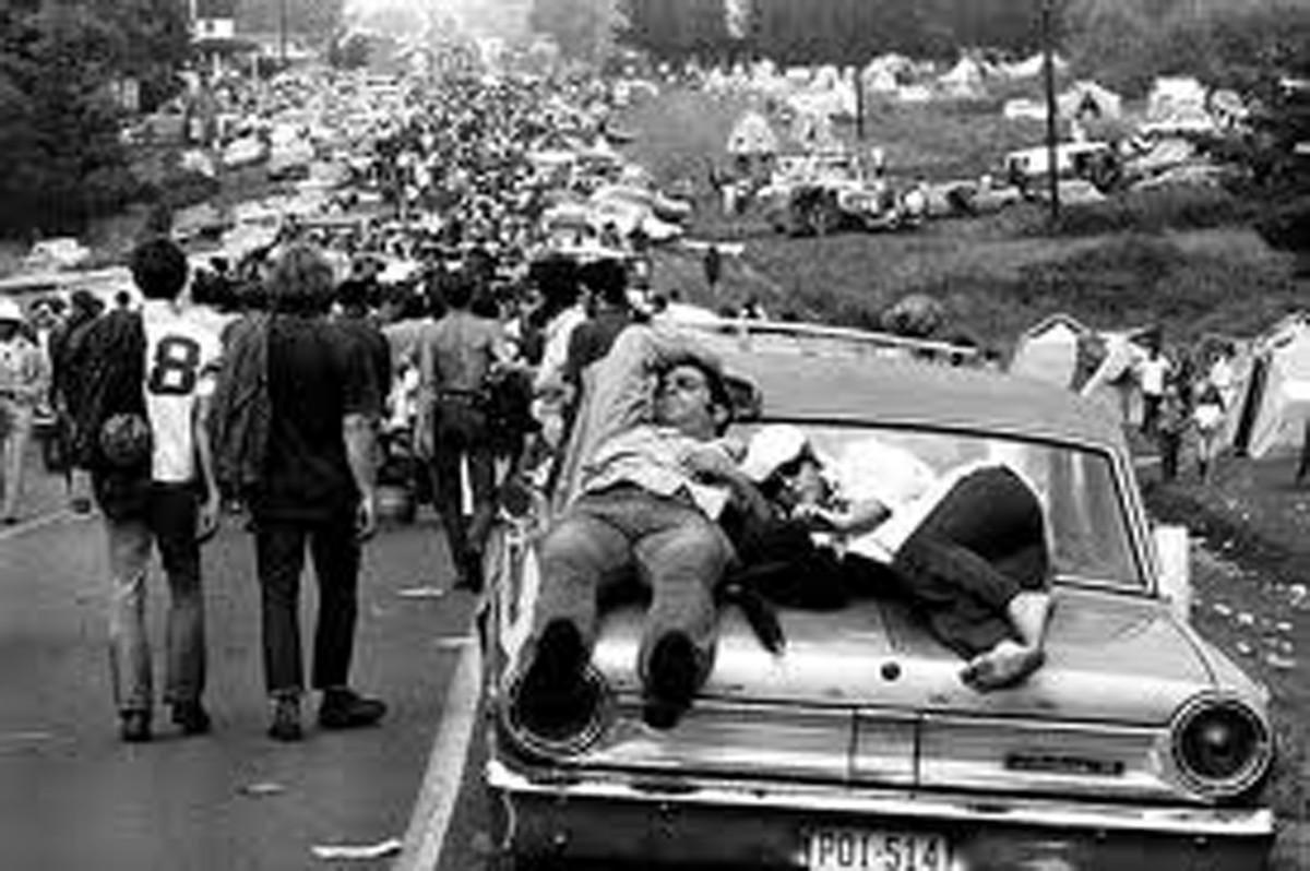 Road to Woodstock