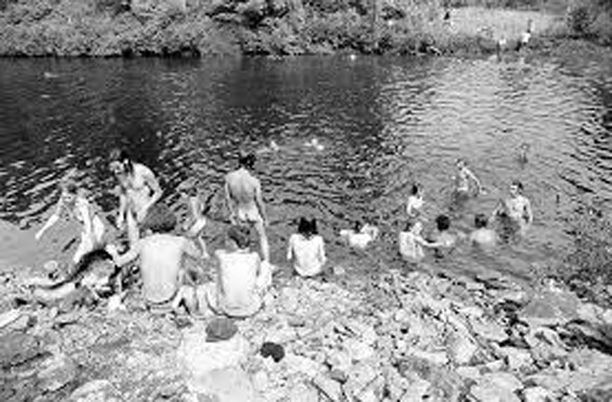 Woodstock Concert, August 1969