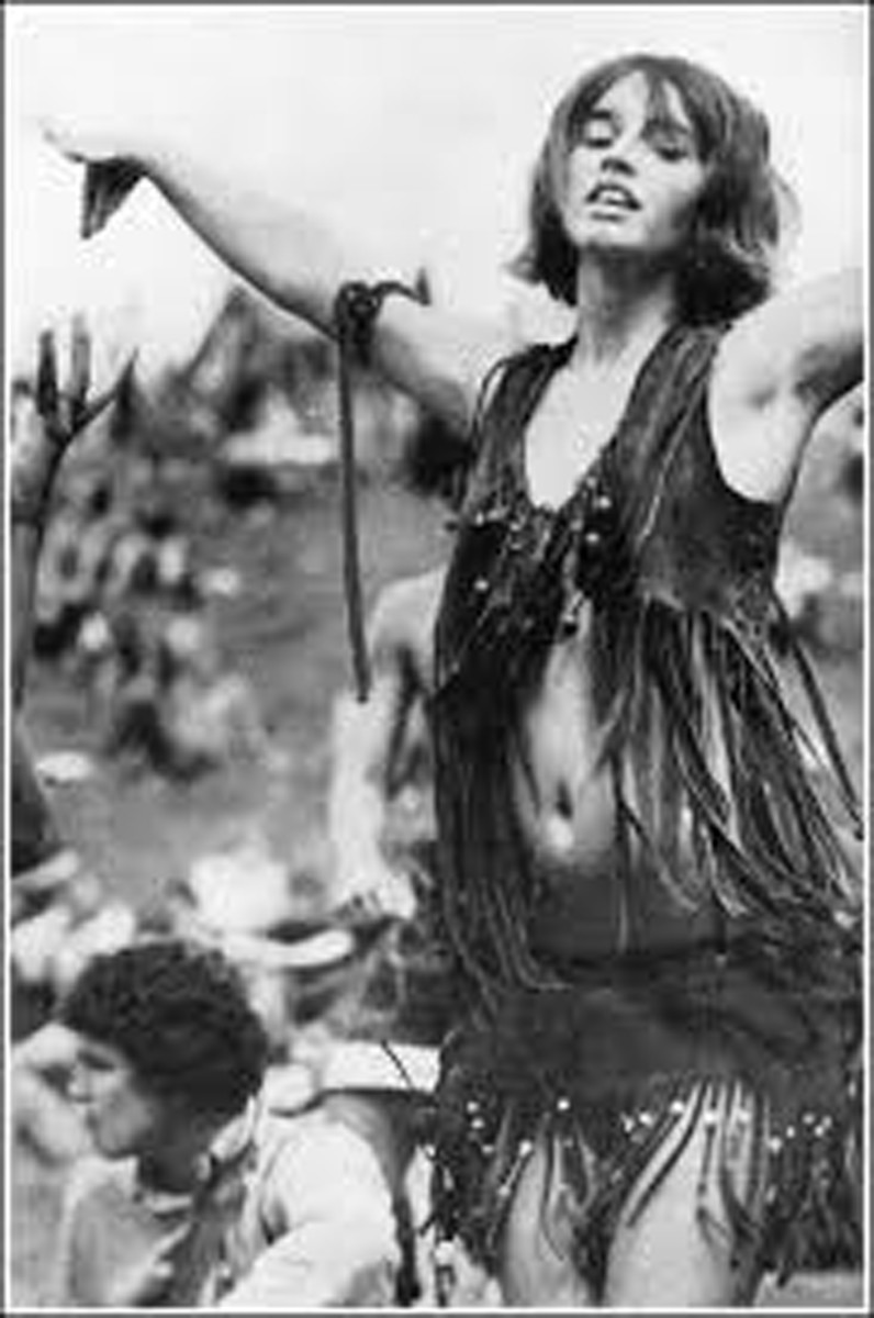 Feeling Free Woodstock Concert 1969