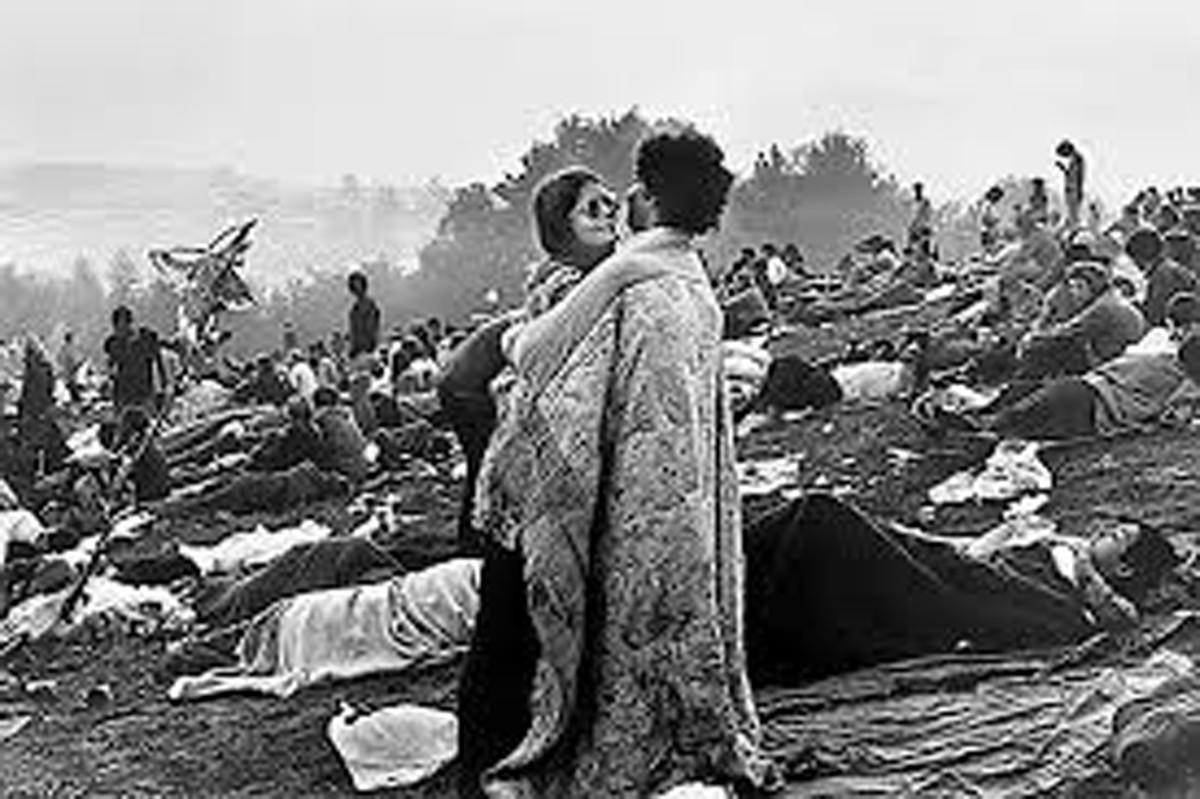 Woodstock Concert 1969
