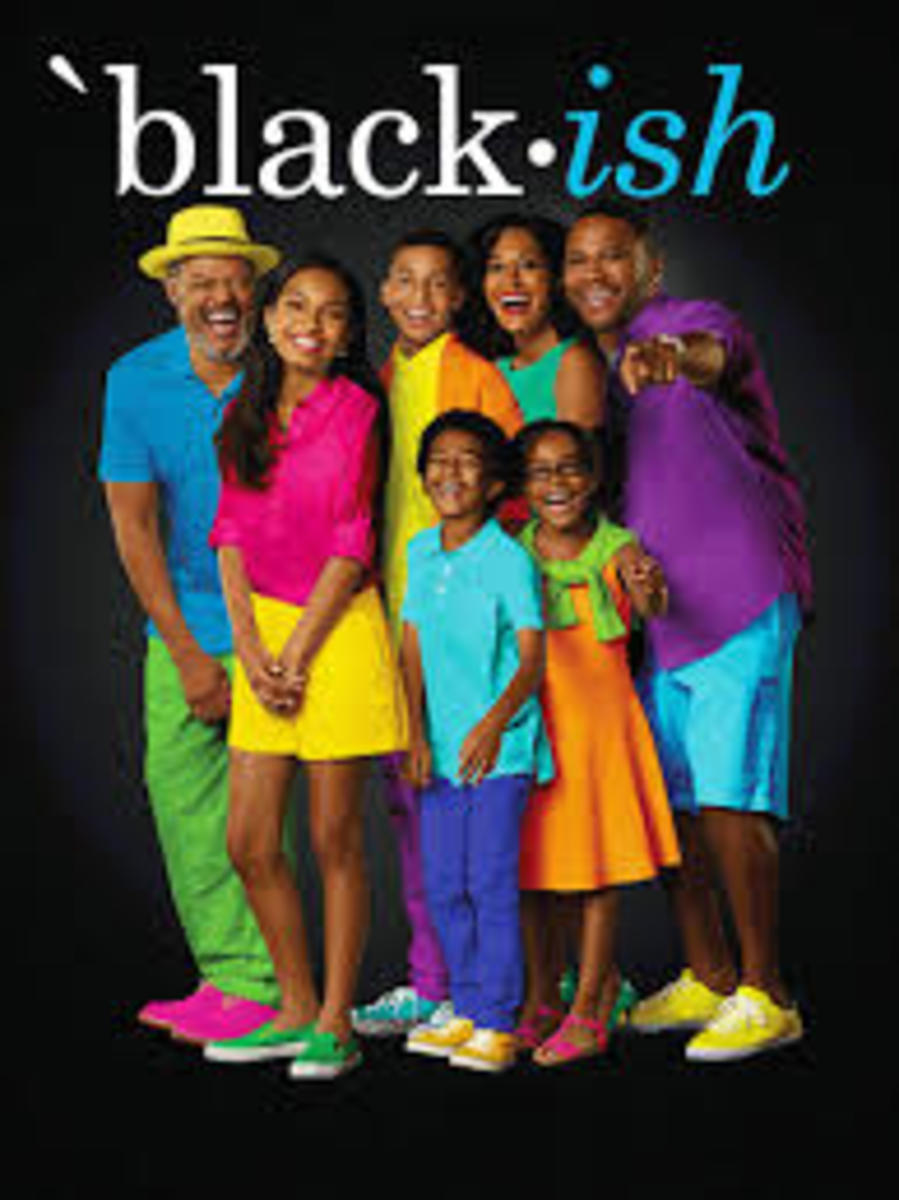 List of Black-cast TV Shows Then & Now