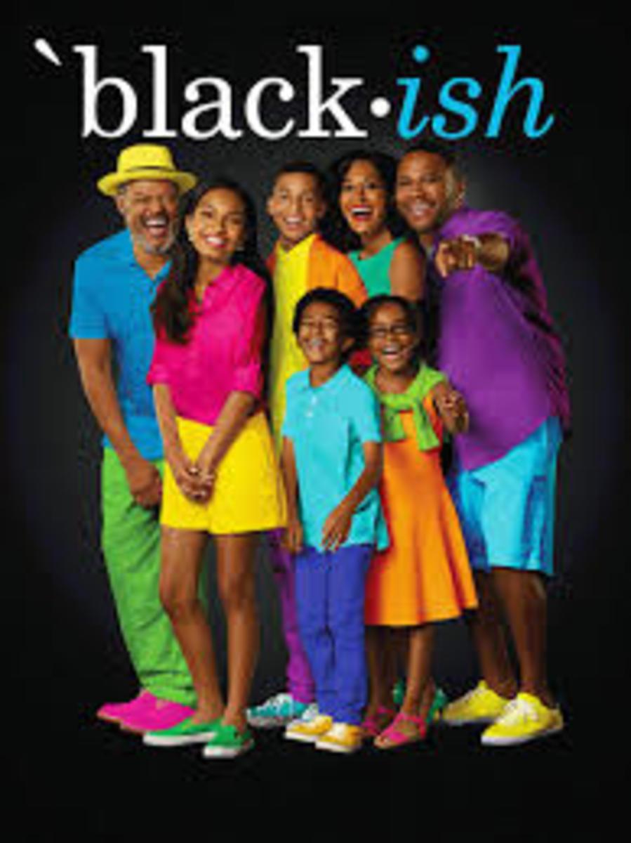 The Cast of Black-ish