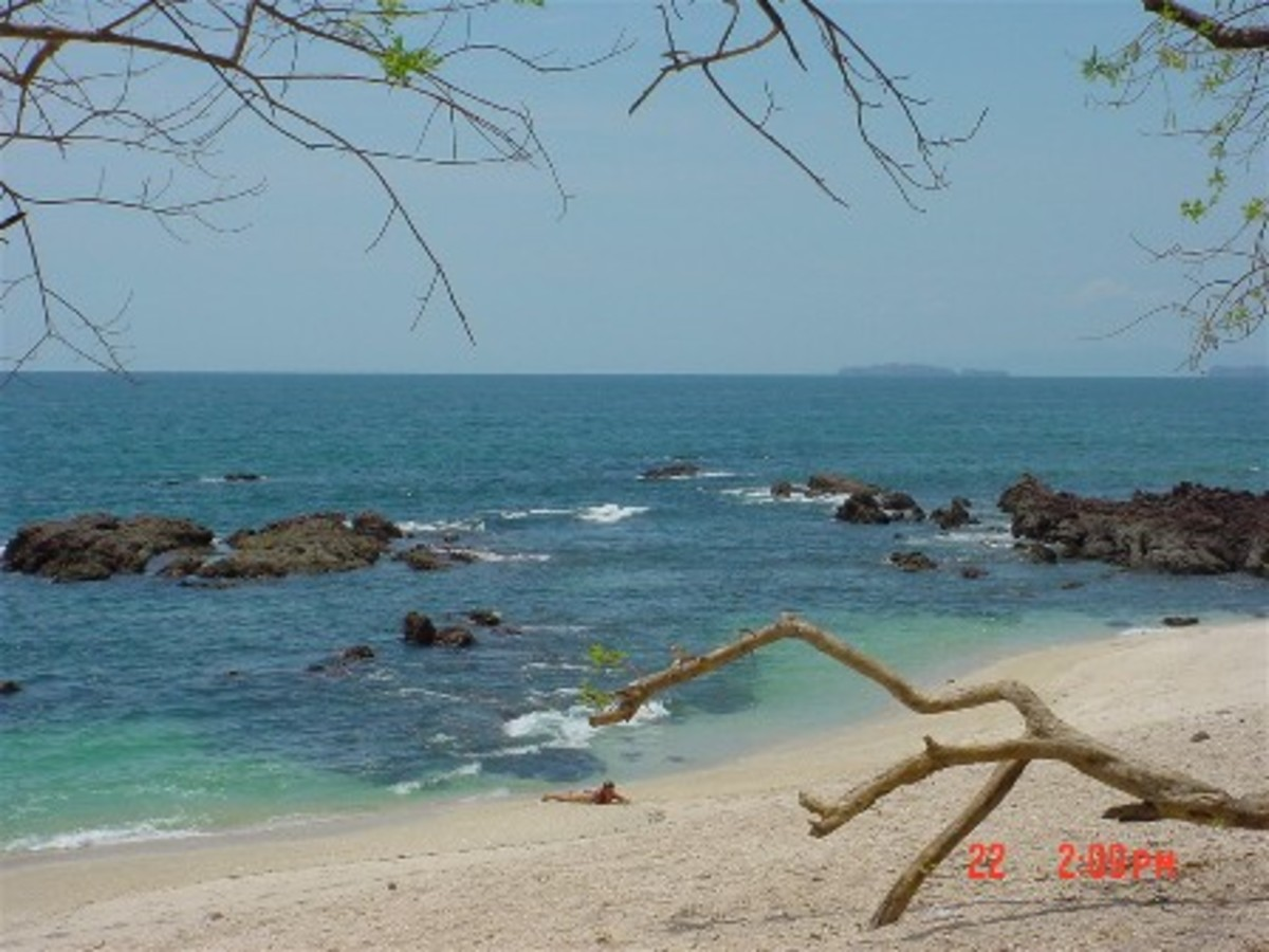 Playa Conchal, Guanacaste Province, North Pacific Coast