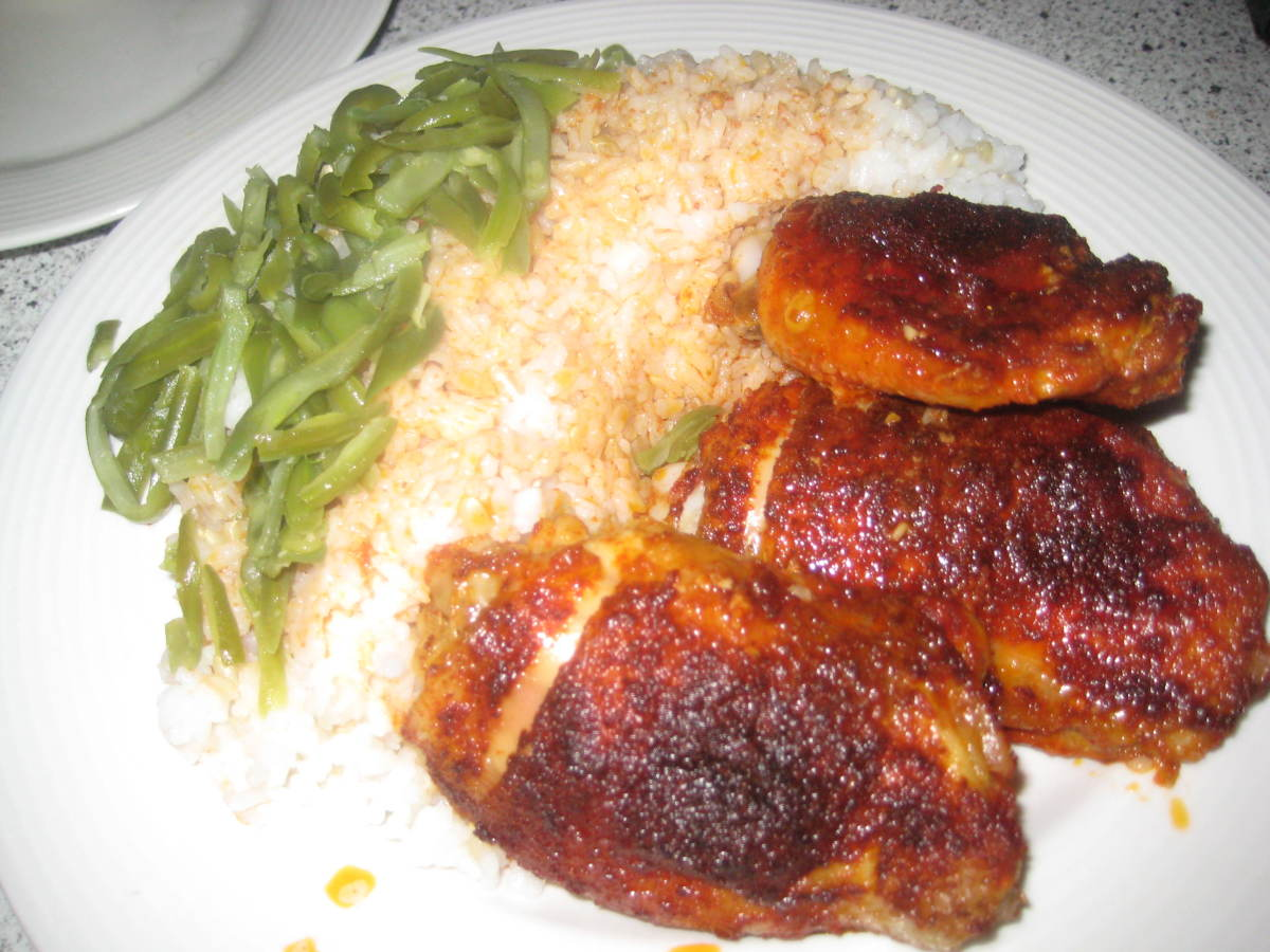 Easy Hawaiian Huli-Huli Chicken Recipe