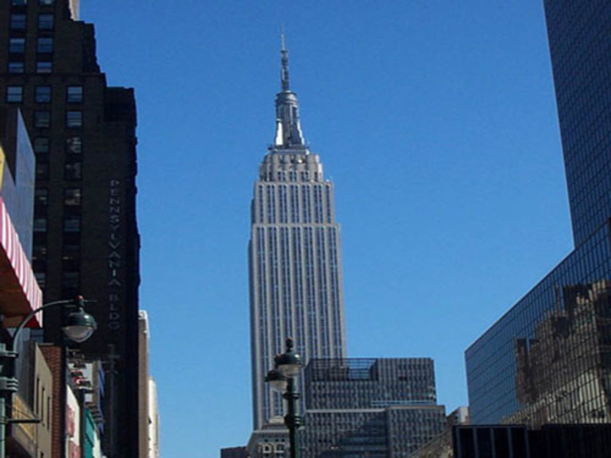 Empire State Building, Manhattan