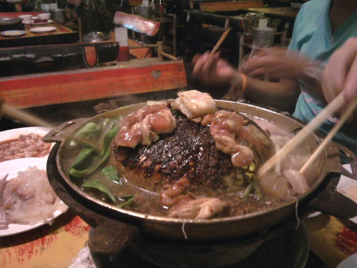 Bangkok's Moo Kata Restaurants