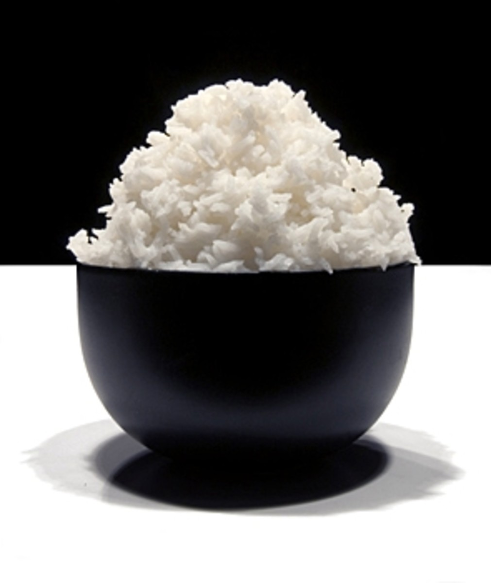 How much rice per person?
