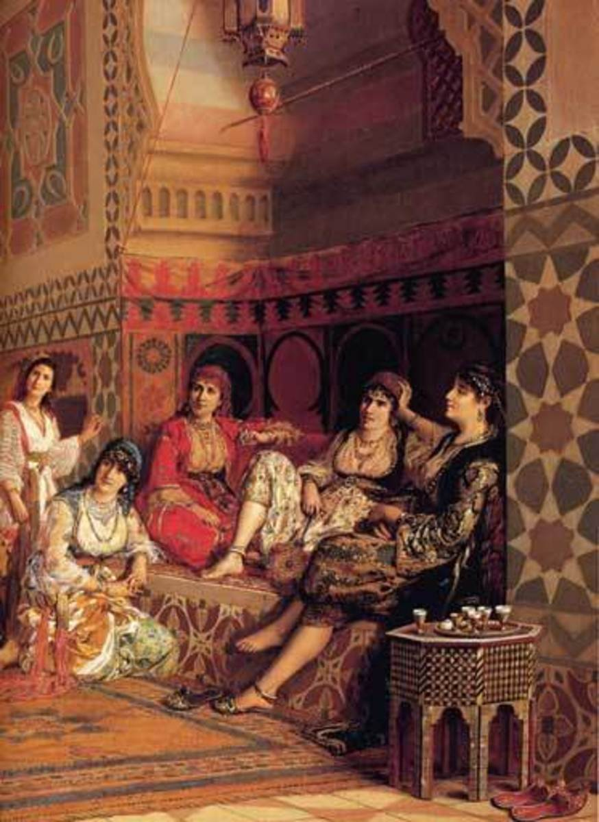 The Harem: Enslavement and Luxury within the Sultan's Palace