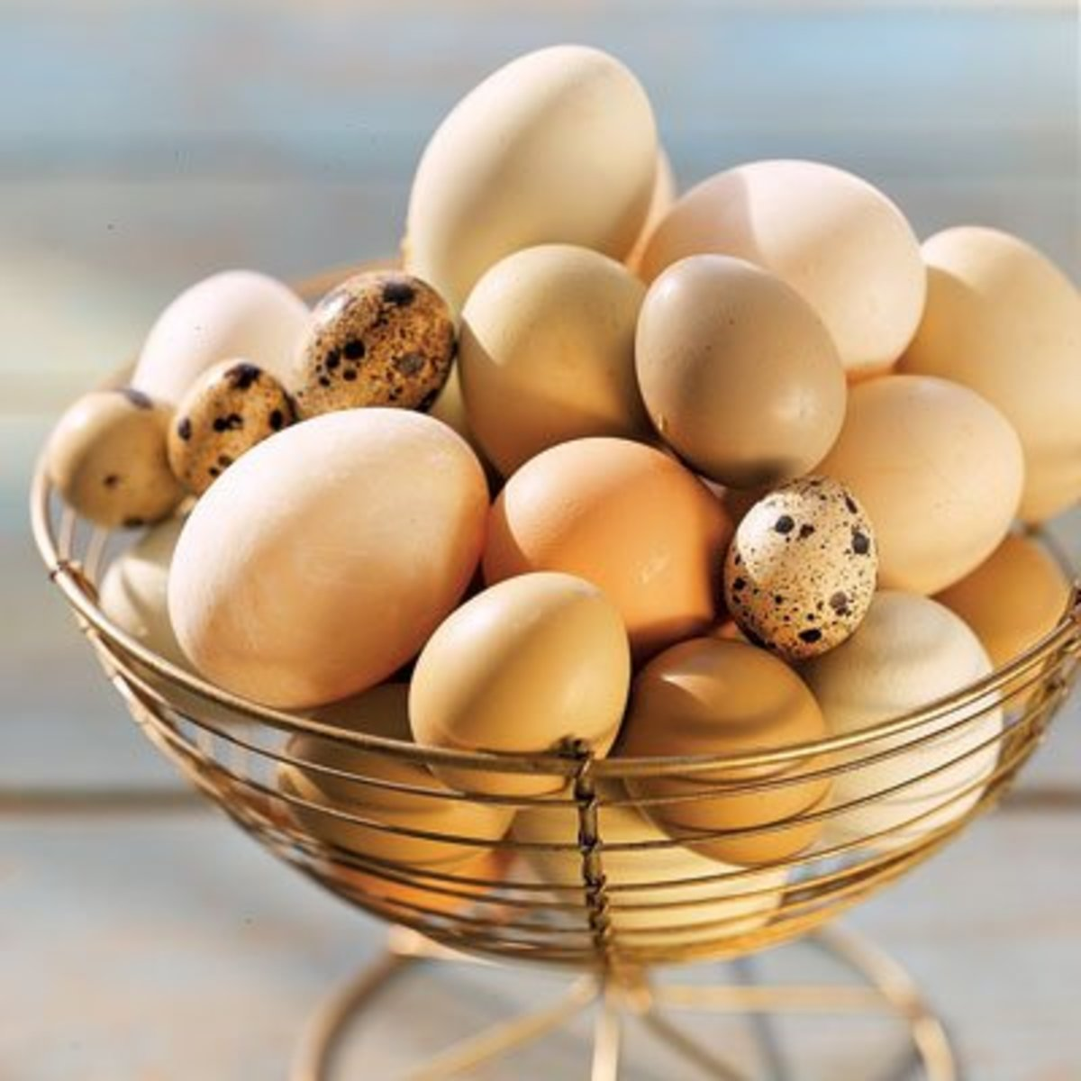 Different ways to use eggs in cookery