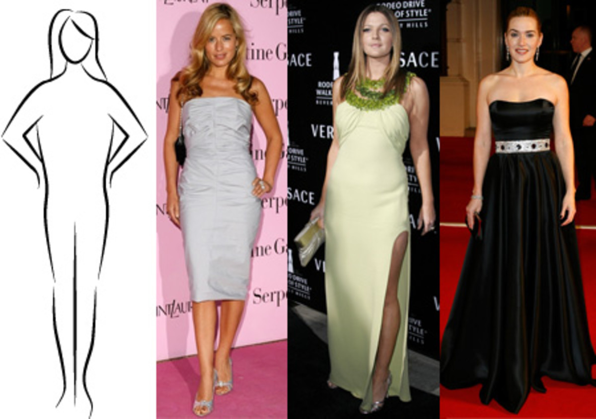 Fashion Tips For Apple Or Round Body Shape