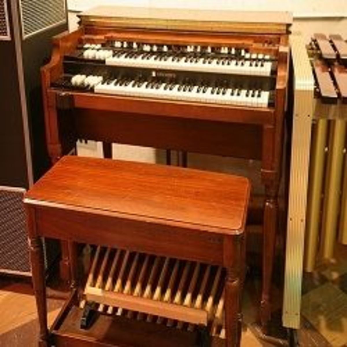 Rock Stars of the Hammond B3 Organ