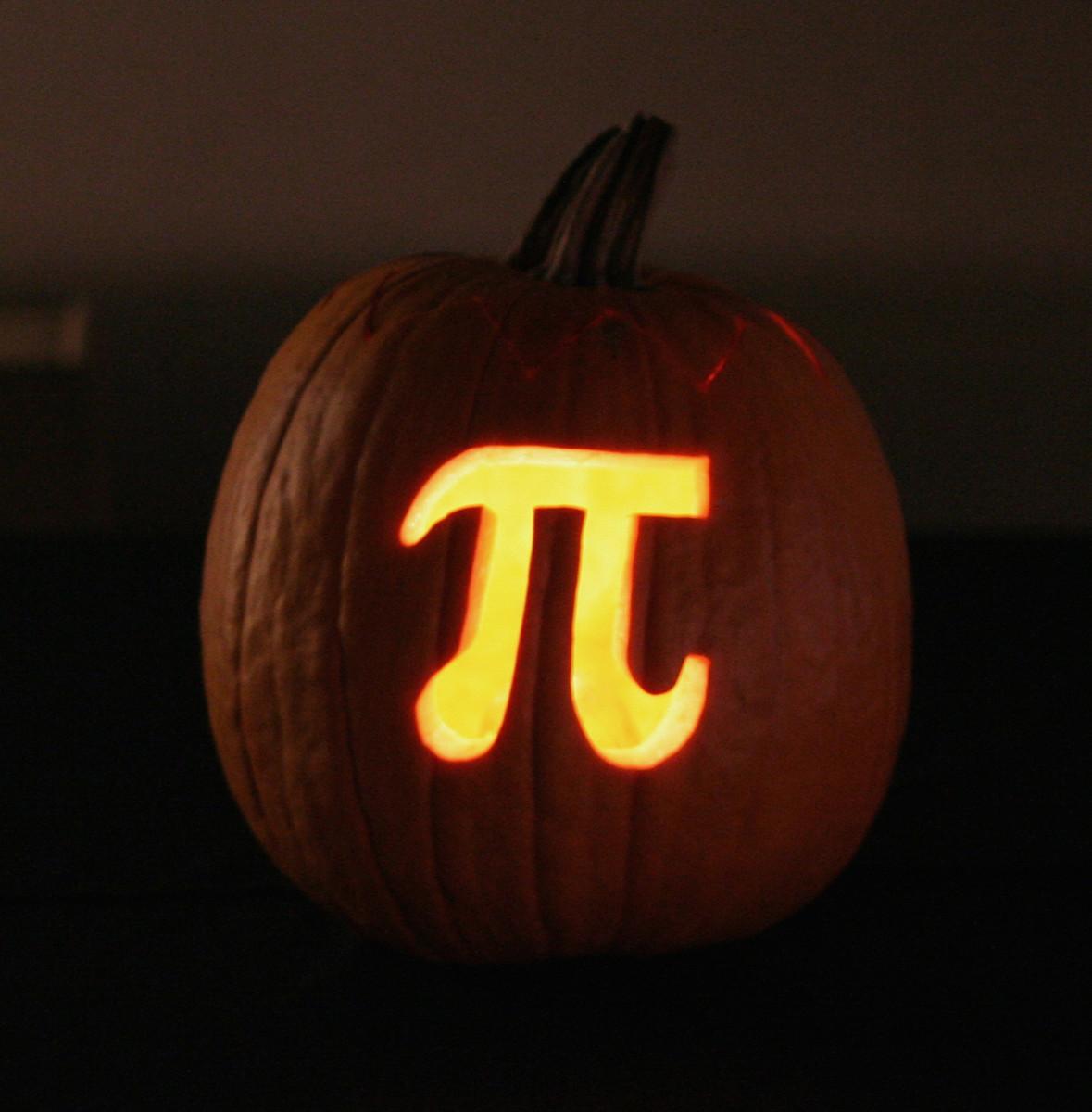 """Pumpkin """"Pie"""" by  mathmandan dV on Flickr"""