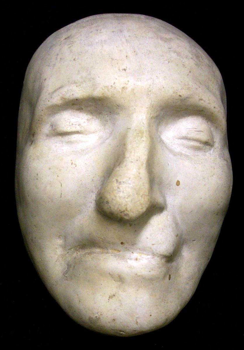 THOMAS PAINE DEATH MASK