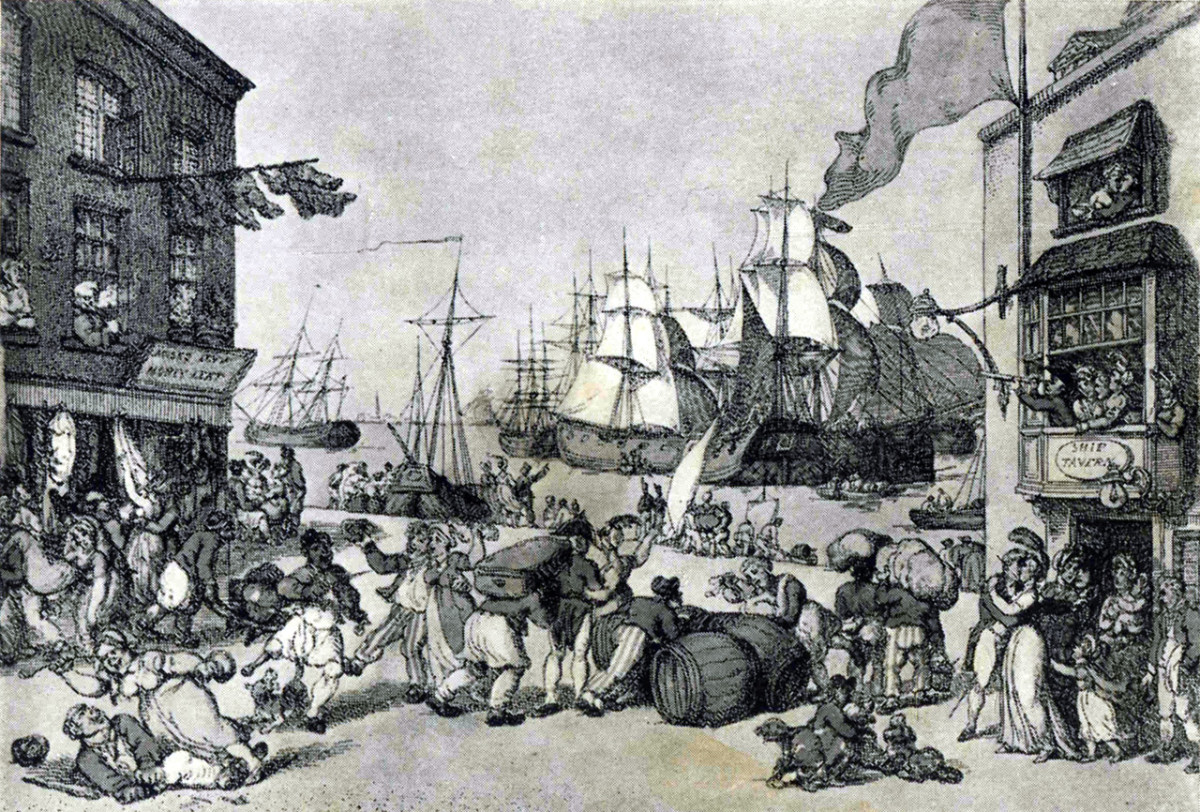 18TH CENTURY ENGLAND