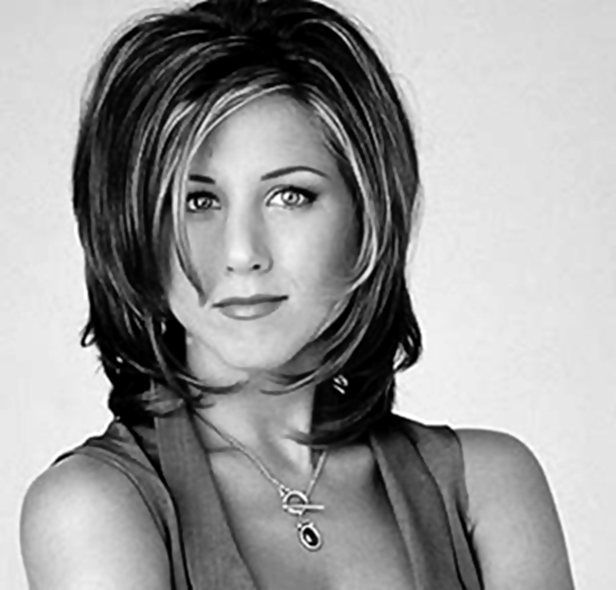 "Jennifer Aniston - ""The Rachel"" - 2013 Hairstyles For Medium Length Hair Style Cuts"